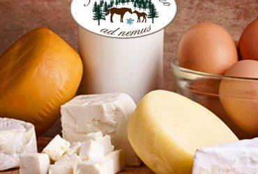 i formaggi della nostra cascina